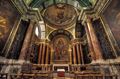 Santa Maria del Popolo chapel