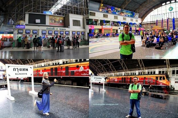 Stasiun Hua Lampong