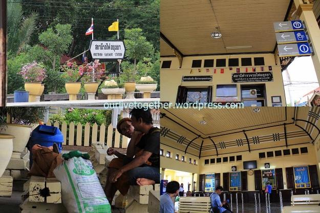 Stasiun Ayuthaya